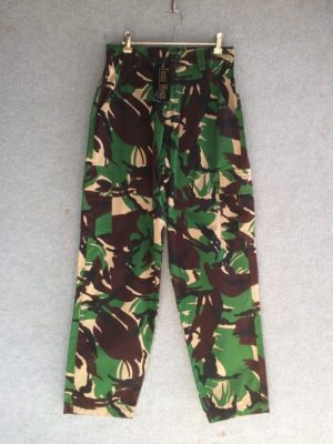 PT-30 Cotton Cargo Pants – Army (Jungle Camouflage)