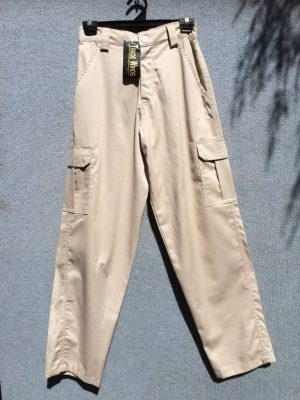 PT-30 Cotton Cargo Pants – Beige